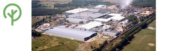 Kronopol osb lap gyár Lengyelország Zary